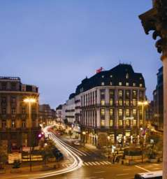 InterNations Brussels first official July event @ Brussels Marriott Hotel